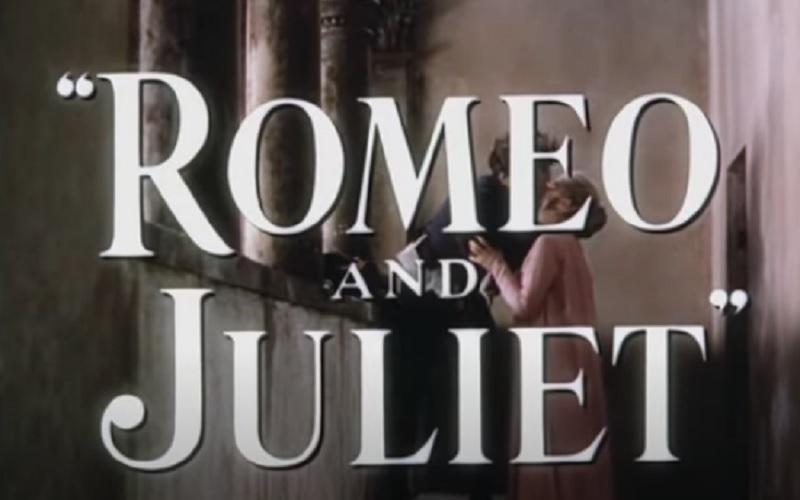 Romeo and Juliet (1954): Najbolji romantični filmovi