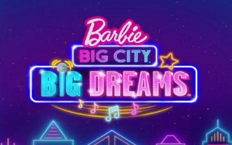 Barbie: Big City, Big Dreams (2021): Animirani filmovi
