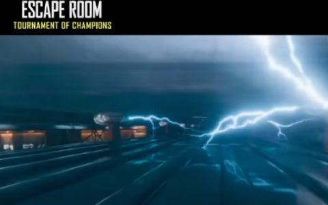 Escape Room: Tournament of Champions (2021): Horror