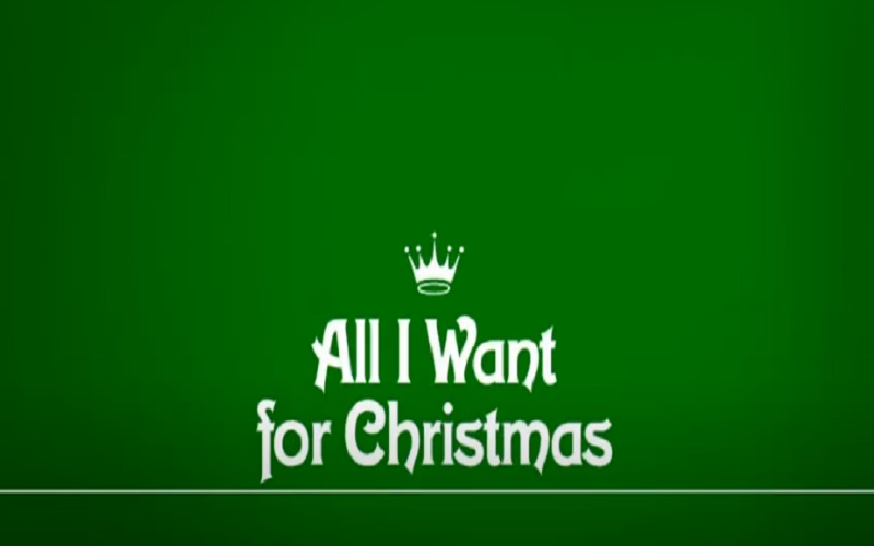 All I Want for Christmas (2007): Romanse i obiteljski filmovi