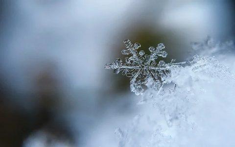 Snježna pahuljica je poučna priča za laku noć