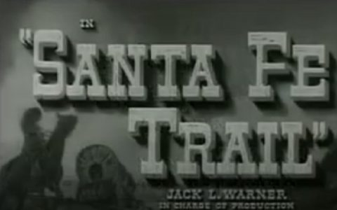 Santa Fe Trail (1940): Filmovi Michaela Curtiza
