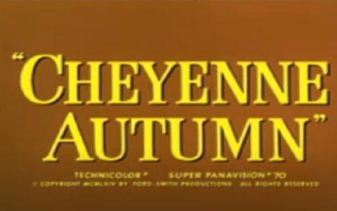 Cheyenne Autumn (1964): Filmovi Johna Forda